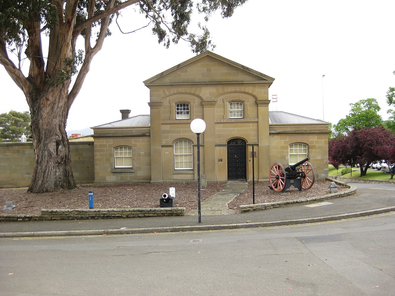 Soldiers barracks Anglesea
