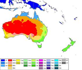 Australia's climate