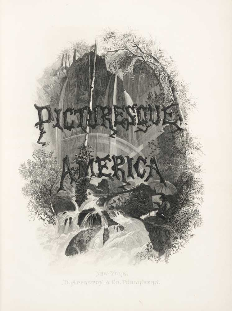 Picturesque CA title page