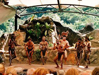 Kuranda dancers