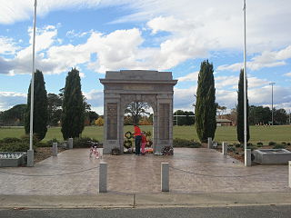 Bungendore War Memorial