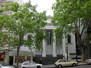 Collins Street Baptist Street