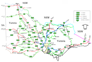 Victoria highways