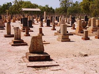 Japanese             gravestones Broome