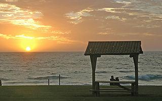 Perth City                       Beach Sunset