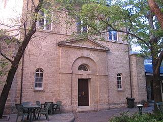 Perth Gaol