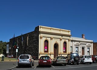Port Fairy Lecture Hall