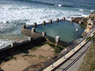 Coogee pool
