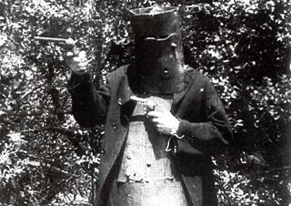 Screenshot from Story of the Kelly Gang