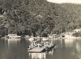 Berowra Waters Ferry