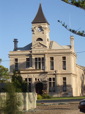 Wallaroo           Courthouse