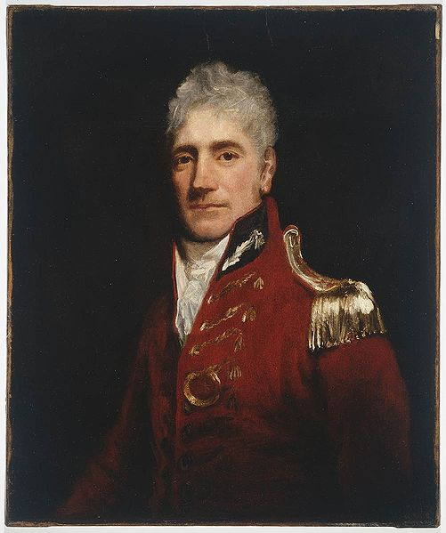 Macquarie portrait