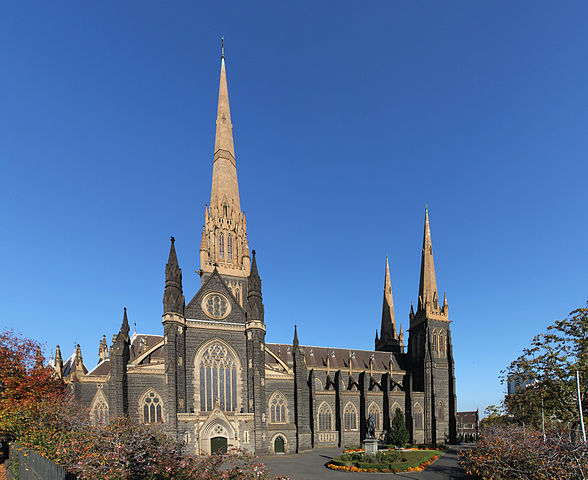 St Patrick's Cathedral Melbourne