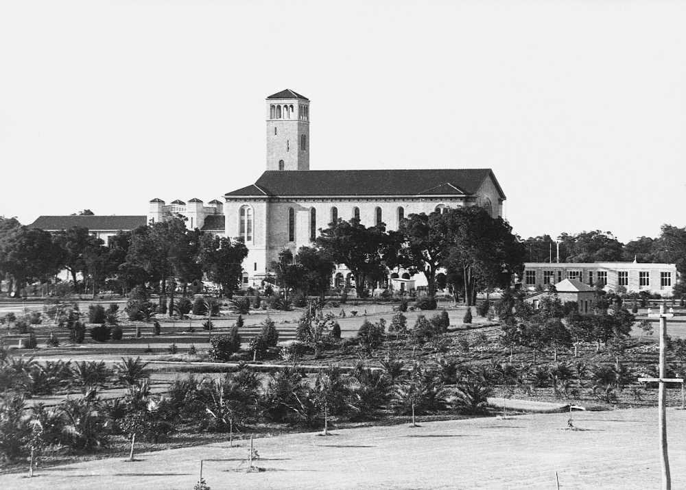 Winthrop Hall UWA