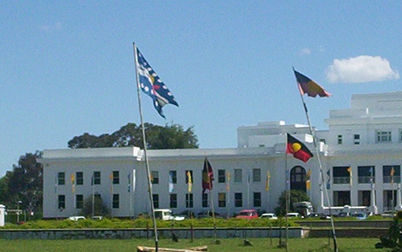 Aboriginal tent embassy Canberra