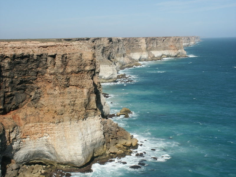 cliffs of Bight