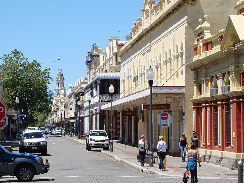 Freemantle High                       Street