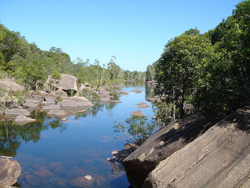 Jim Jim Creek Kakadu