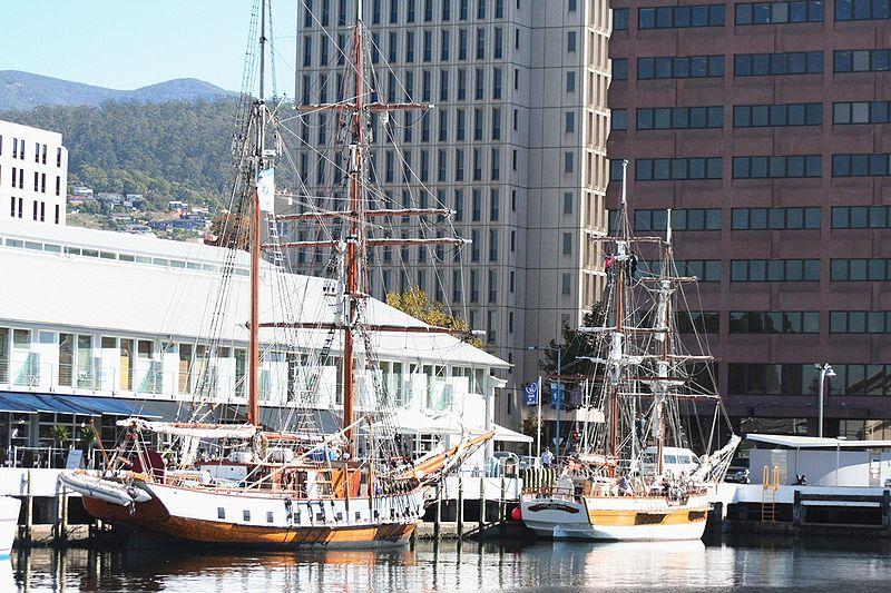 Lady Nelson                   sailing ship