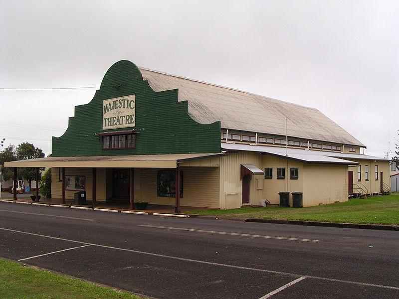 Magestic Theatre Malanda