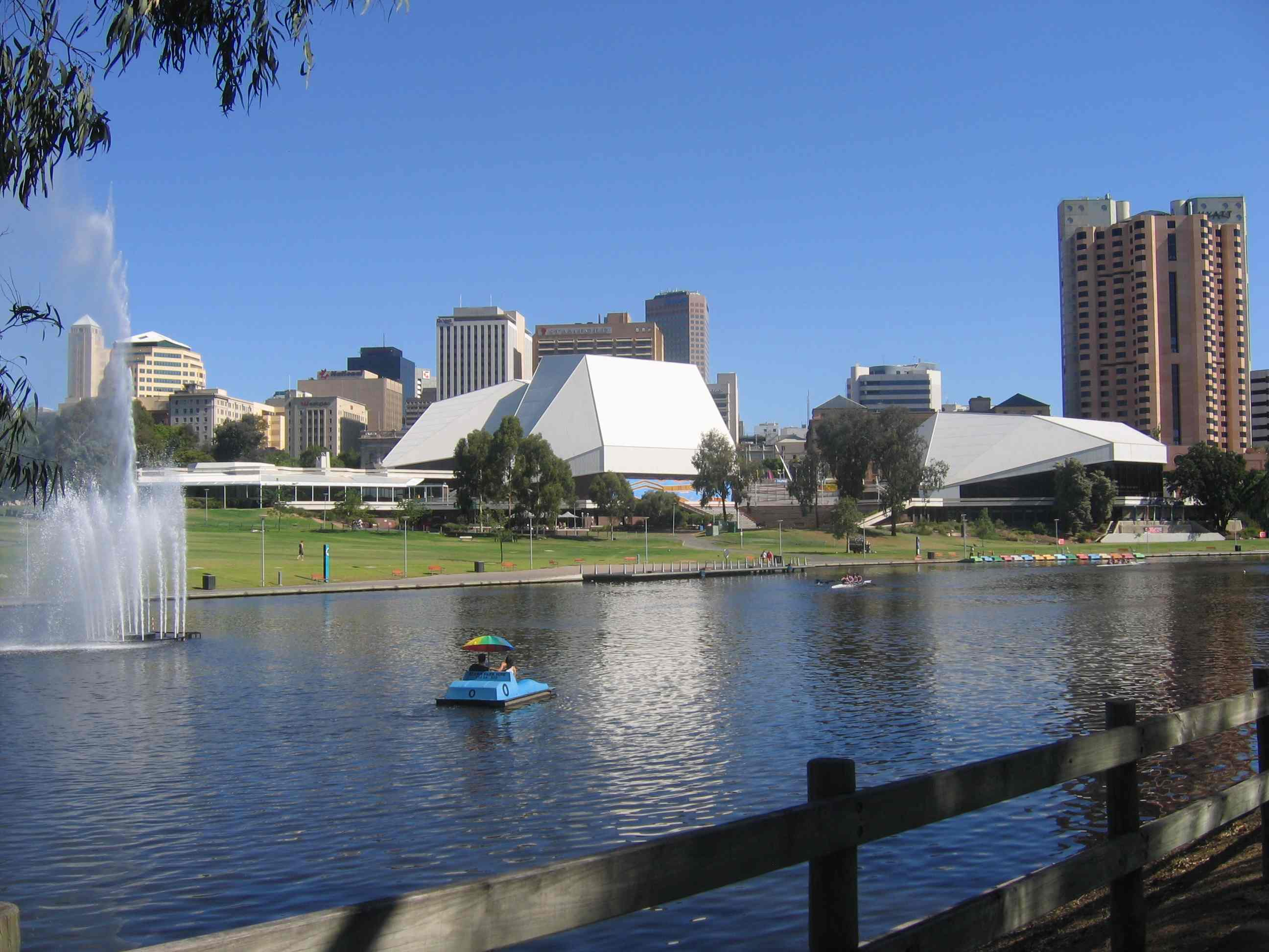 River Torrens Festival Centre