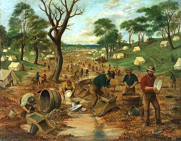 Gold Diggings