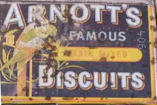 Arnotts poster