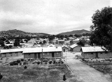 Bonegilla Camp 1954