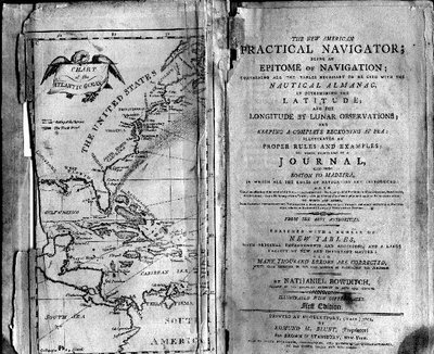 Practical Navigator title page