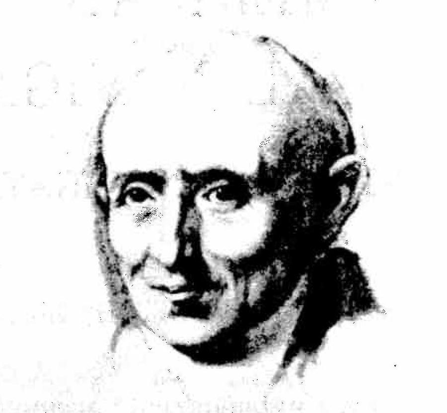 portrait of Bowditch