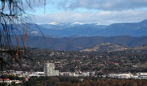 Brindabella Mountains