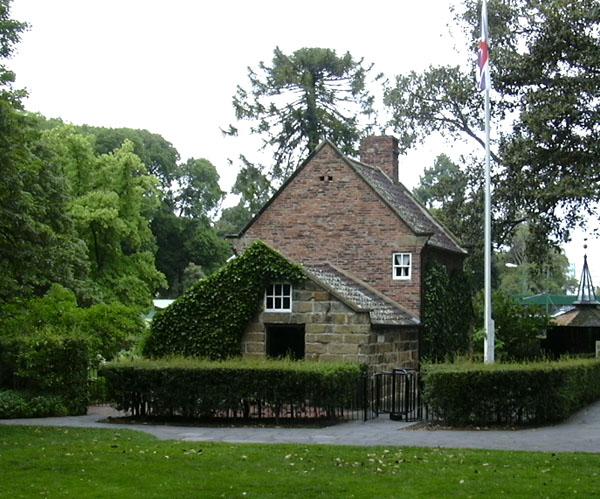 Cooks' Cottage