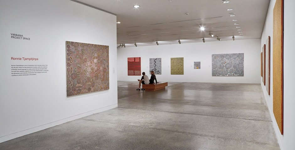 Papunya gallery