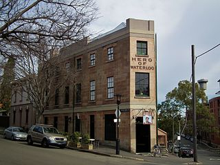 Hero of Waterloo Hotel