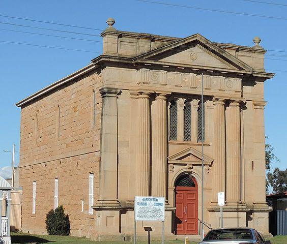Masonic Hall Warwick