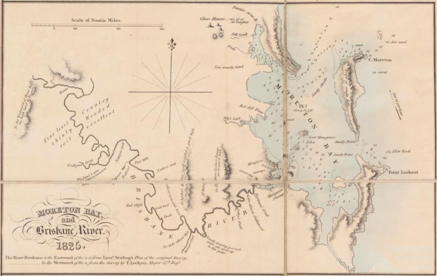 Morton Bay 1825