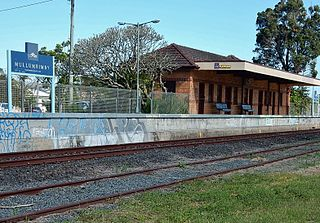 Mullumbimby railway station