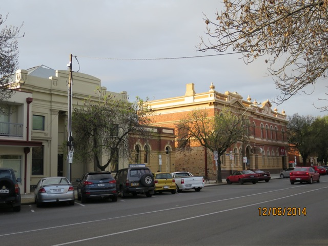 North Adelaide Streetscape