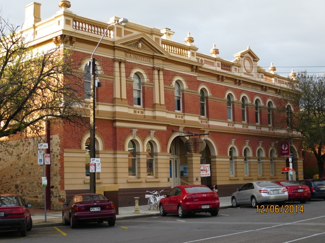 North Adelaide Institue