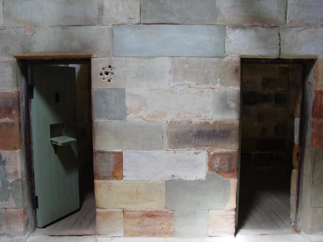Prison cells Port Arthur