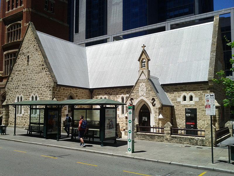Old Perth Boys School