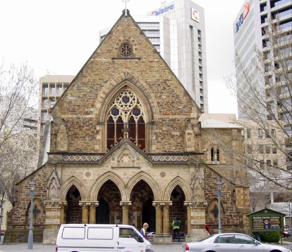 Pilgrim Uniting Church