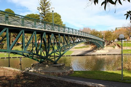 River Torrens Footbridge