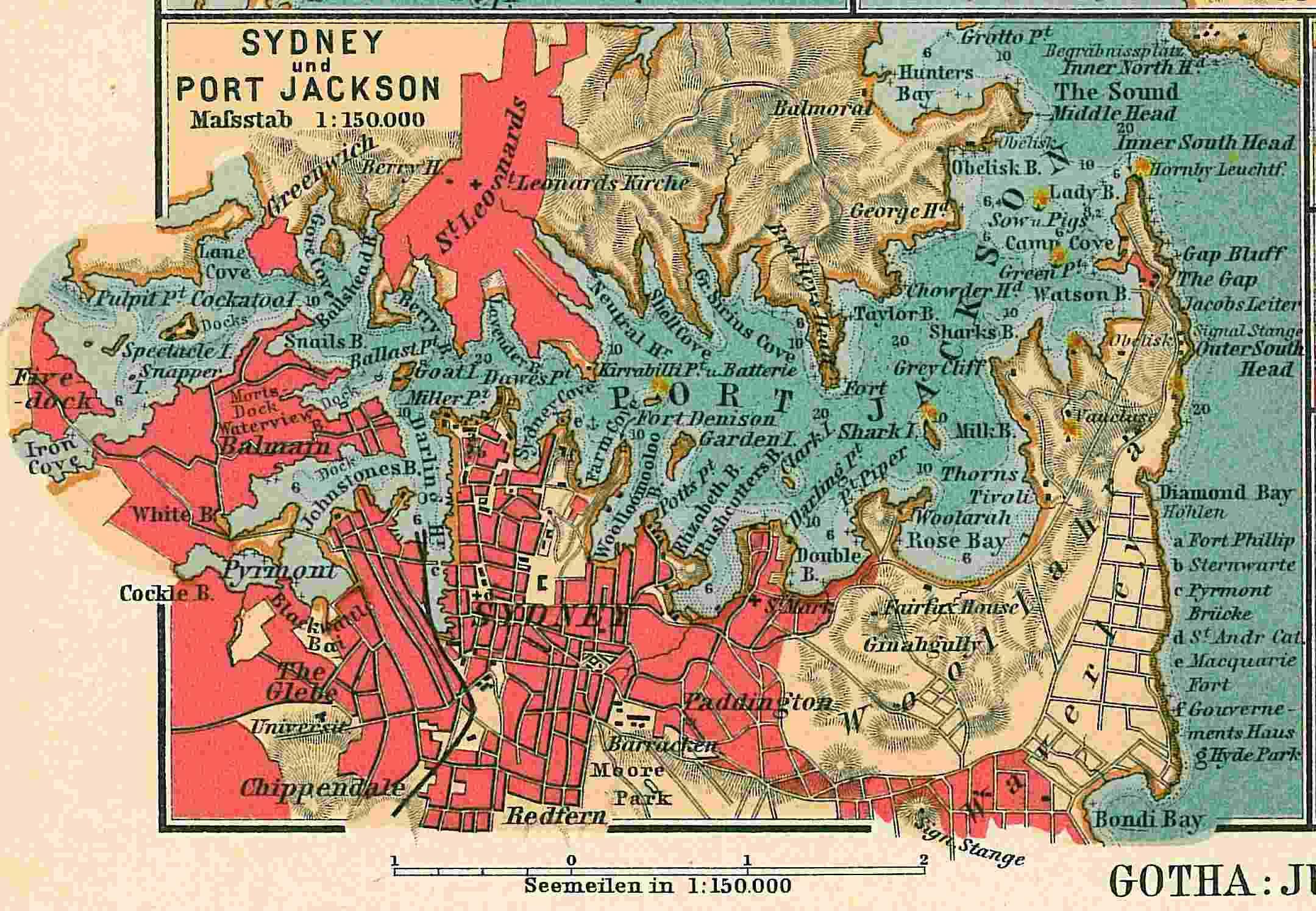 sydney 1906