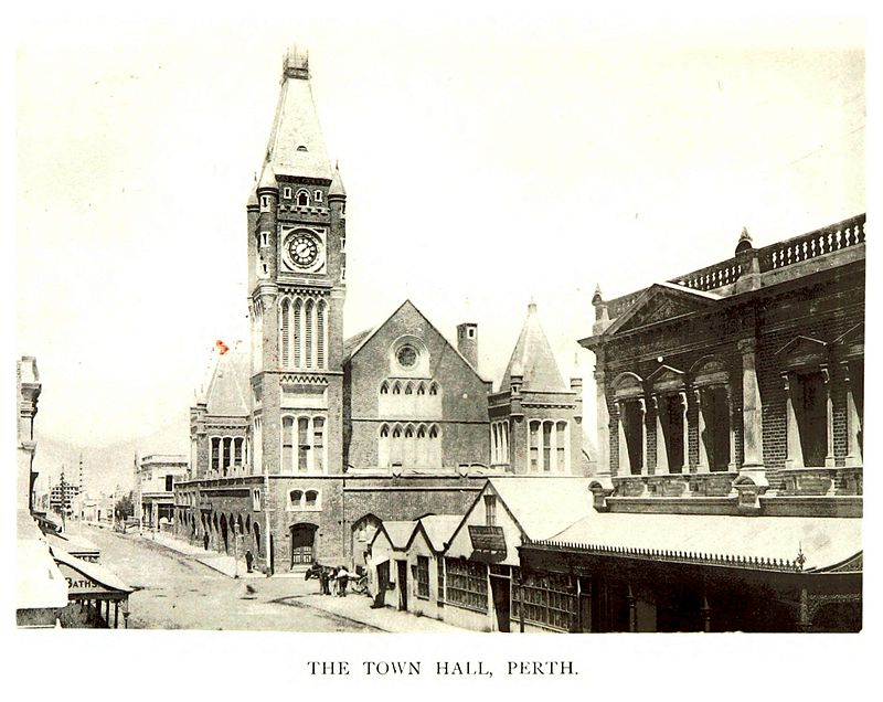 Town Hall Perth