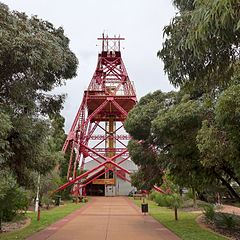 Kalroorlie             Goldfields Museum