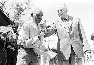 Lingiari and Whitlam 1975