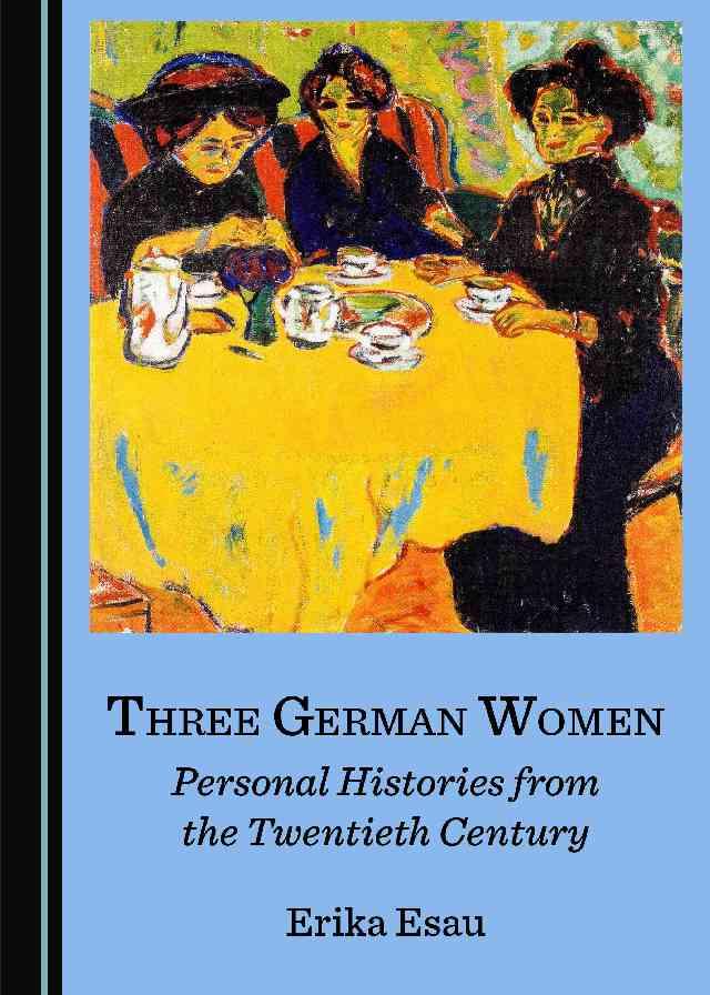 Three German Women cover