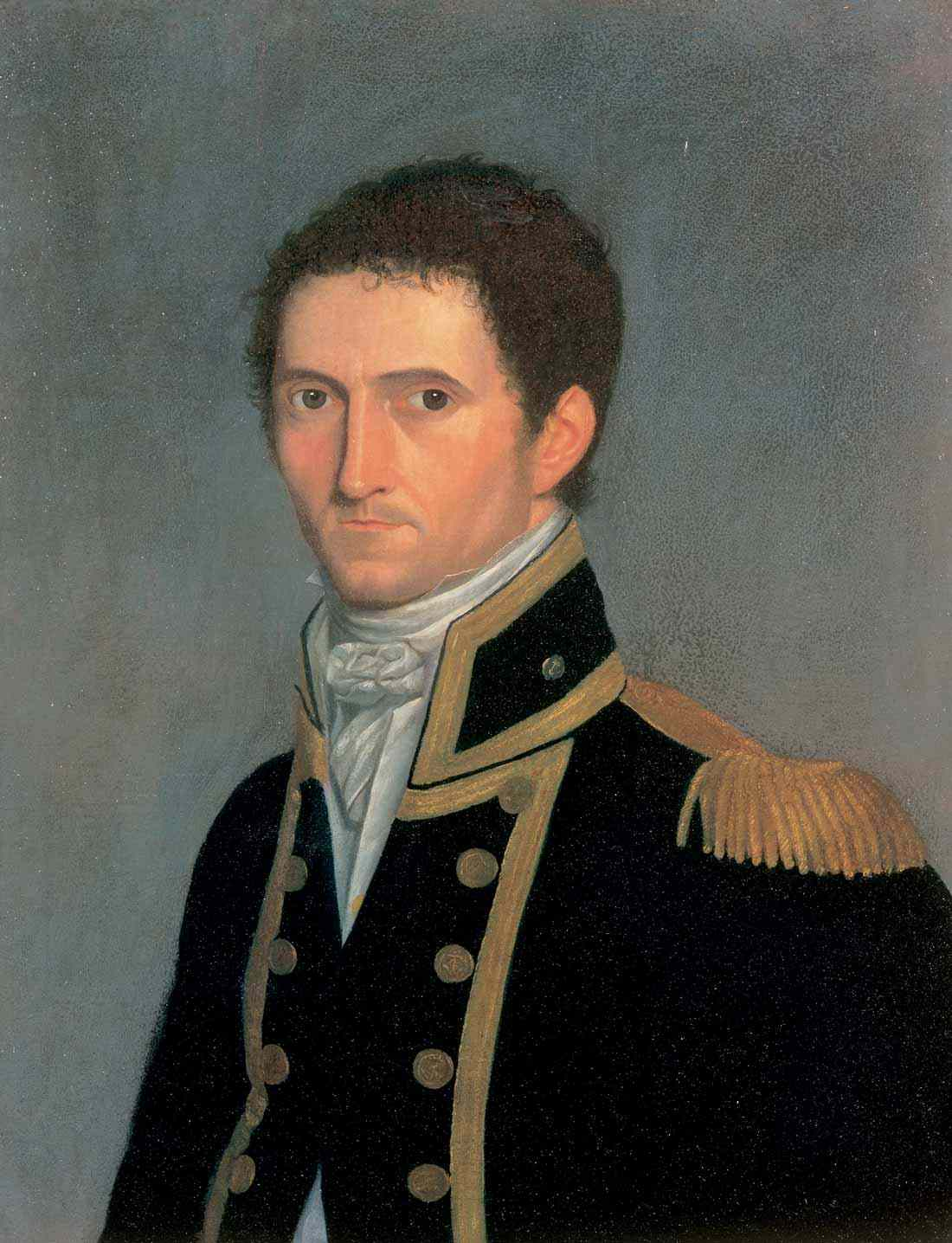 Flinders portrait