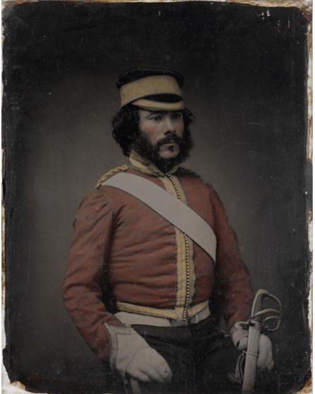 Glaister photo of George Parker